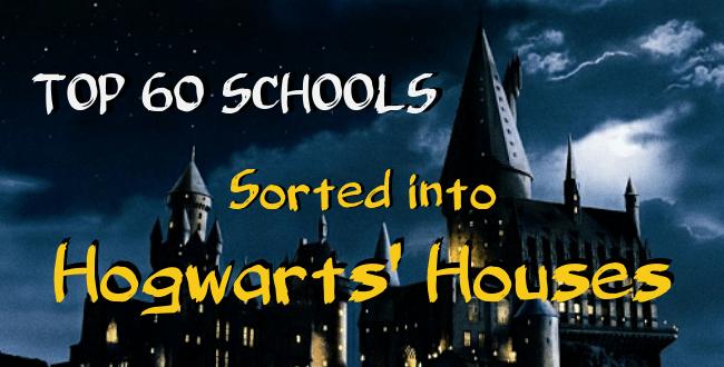 Hogworts' Houses