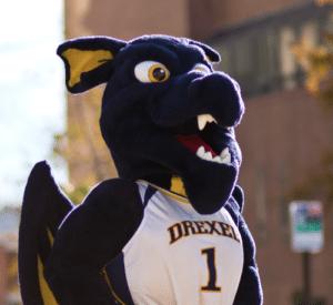Drexel Mascot