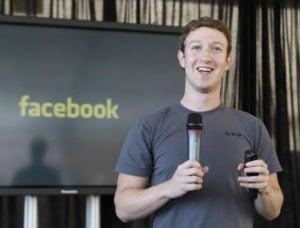 Harvard Mark Zuckerberg