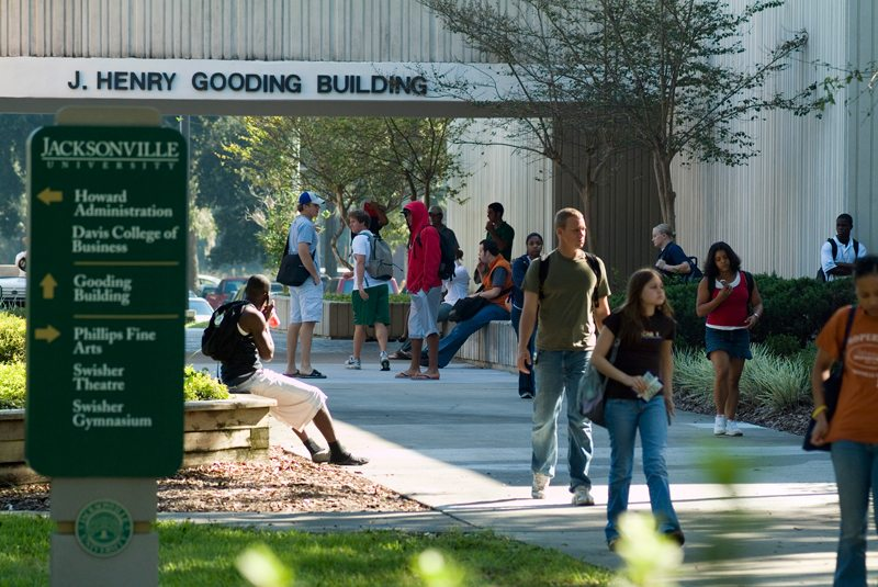 Best Online Colleges - Jacksonville University