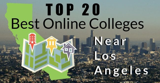 online colleges near los angeles