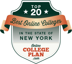 Best Online Colleges in New York
