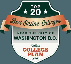 Best Online Colleges near Washington DC
