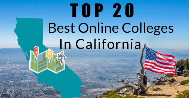 Top 20 Best Online Colleges In California Online College Plan
