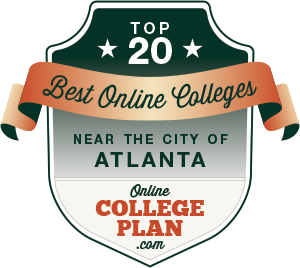 Magnificent Top 20 Best Online Colleges Near Atlanta Online College Plan Complete Home Design Collection Papxelindsey Bellcom