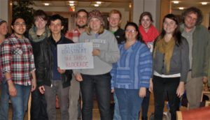 Sewanee Tar Sands Solidarity