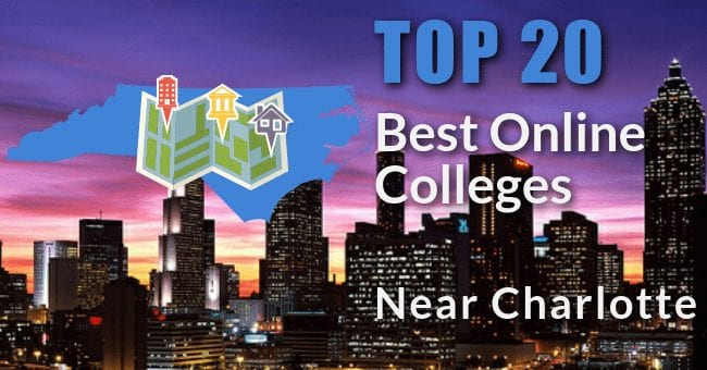 Online Colleges Near Charlotte