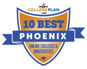 Best Online Colleges and Universities Near Phoenix