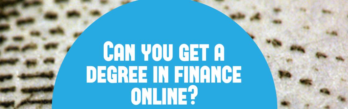 finance-degree-online