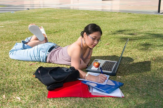 Q: How fast can I get a master's degree online? - Online