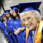 senior citizens online degree