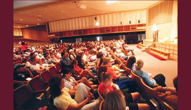 Southern Nazarene University Auditorium
