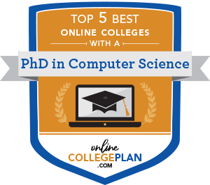 Top 5 Online Colleges with the Best PhD in Computer Science