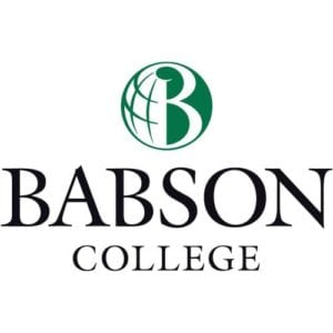 Babson College, online masters programs