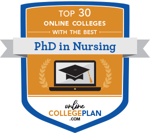 top 30 online colleges with the best phd in nursing online college