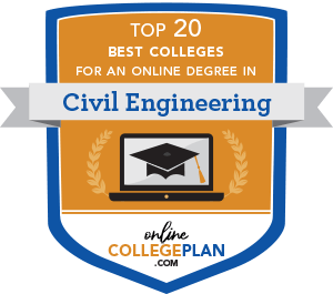 20 Best Colleges for an Online Civil Engineering Degree
