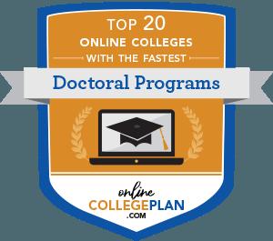 fastest online doctoral programs