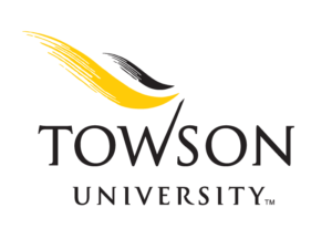 Towson University Logo bachlor degree and master degree