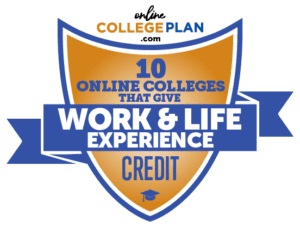 Online Colleges That Give Work & Life Experience Credit
