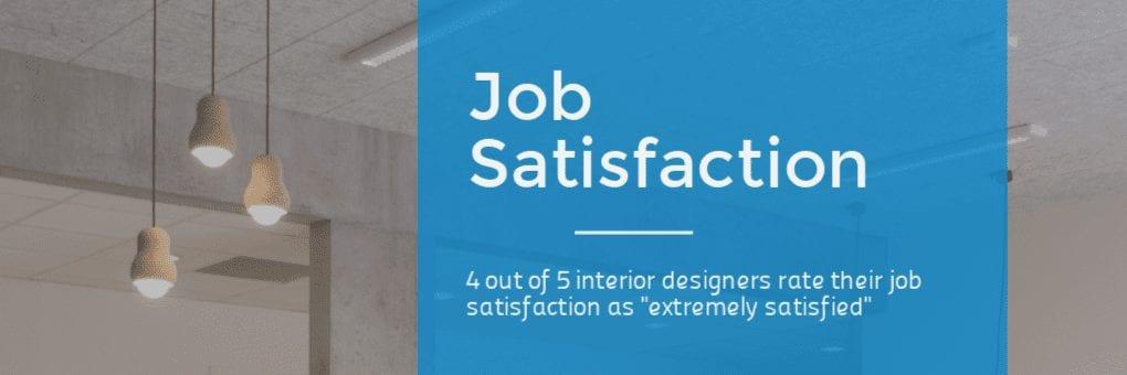 interior design job satisfaction