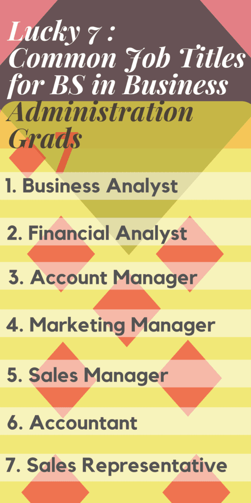 business degree careers
