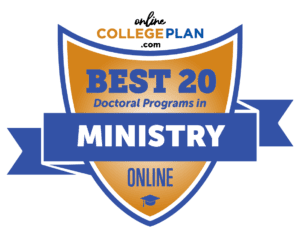 Best 20 Online Doctoral Programs in Ministry