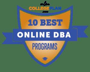 best online DBA programs