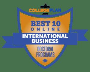 phd international business online