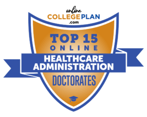 best doctorate healthcare administration, online doctorate degree