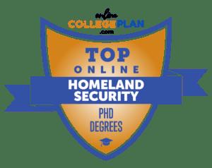 online phd programs, online phd in homeland security, homeland security degree, homeland security online degree