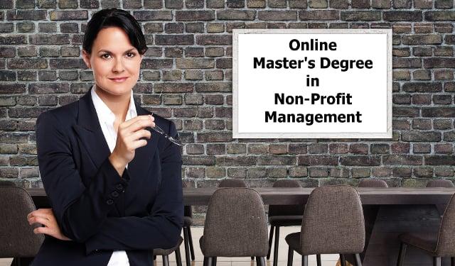 online masters degree program in non-profit management , online courses, online programs, hybrid masters degree programs, online college