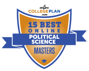 online political science masters degree programs