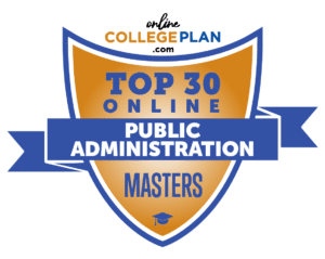 Masters in Public Administration Degree Programs