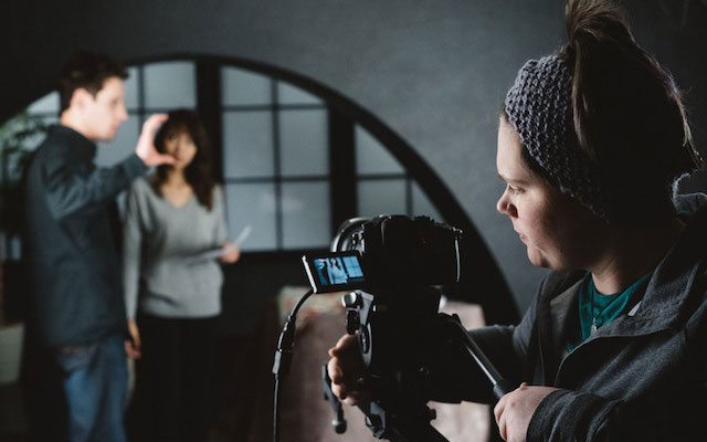 online masters programs in film, film production, television production, online learning, digital filmmaking