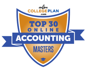 top online masters programs, online masters degree, online masters in accounting, online accounting masters, master of accounting, online degree, online college