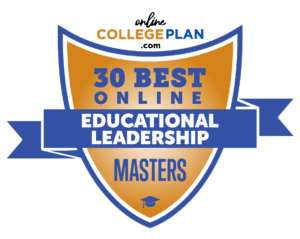 The 30 Best Masters Programs in Educational Leadership