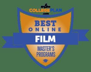 online masters programs in film, online master's programs, online film degree, online degree in film, online college, online courses