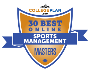 best online masters programs in sports management