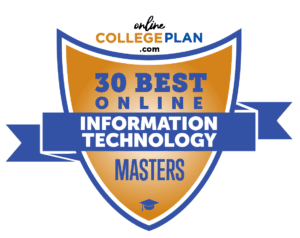 online masters programs in information technology, information technology degrees, online IT degrees