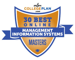 best online masters programs in management information systems