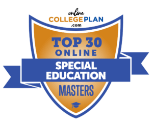 online masters degree in special education