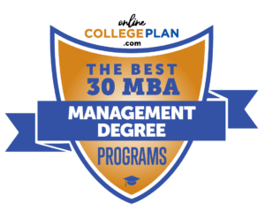 online MBA in management degree programs