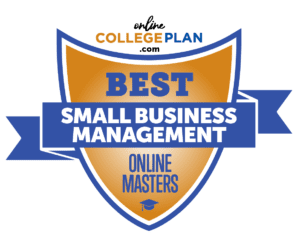 online masters degree in small business management
