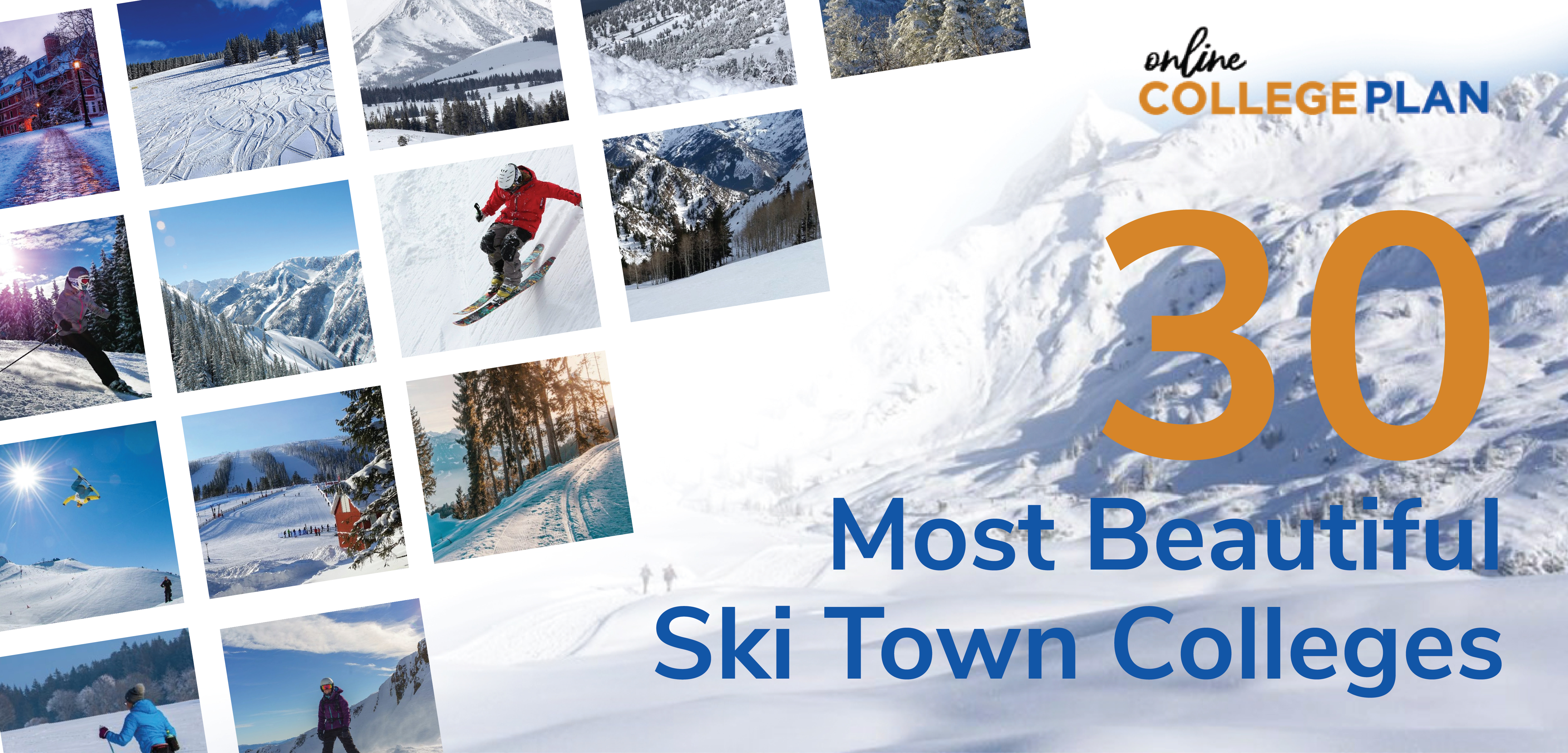 best colleges for skiing