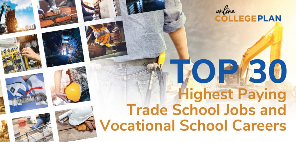 Trade School Jobs and Vocational School Careers