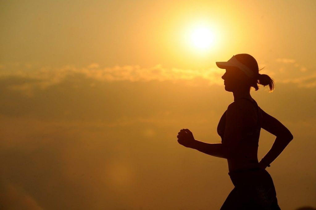 Running, Runner, Long Distance, Fitness, Female