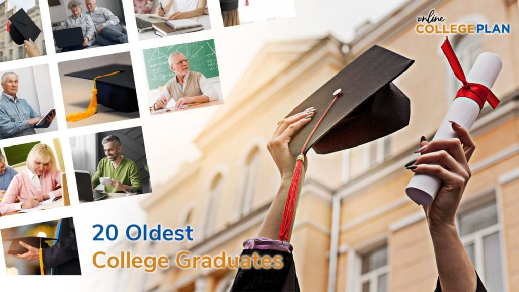 oldest person to graduate college