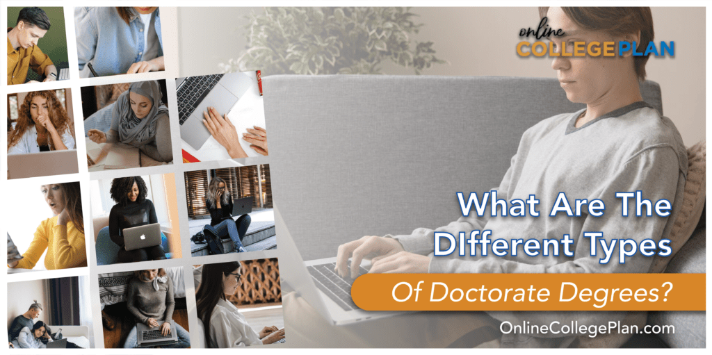 types of doctorate degree
