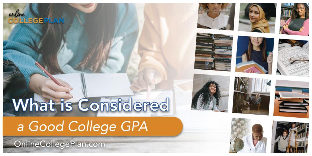 good college GPA