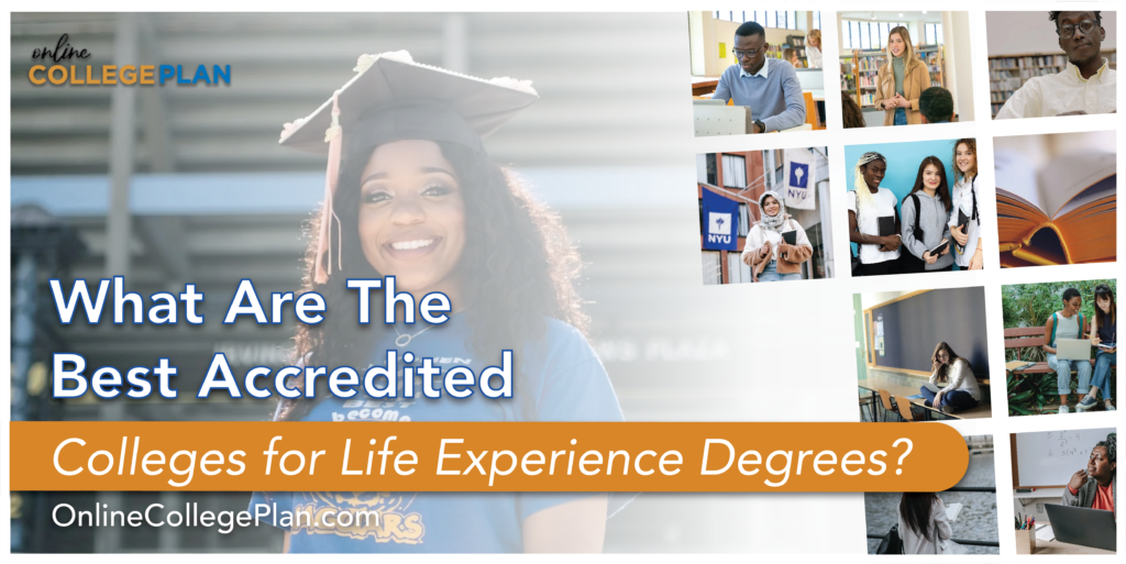 accredited colleges for life experience degrees